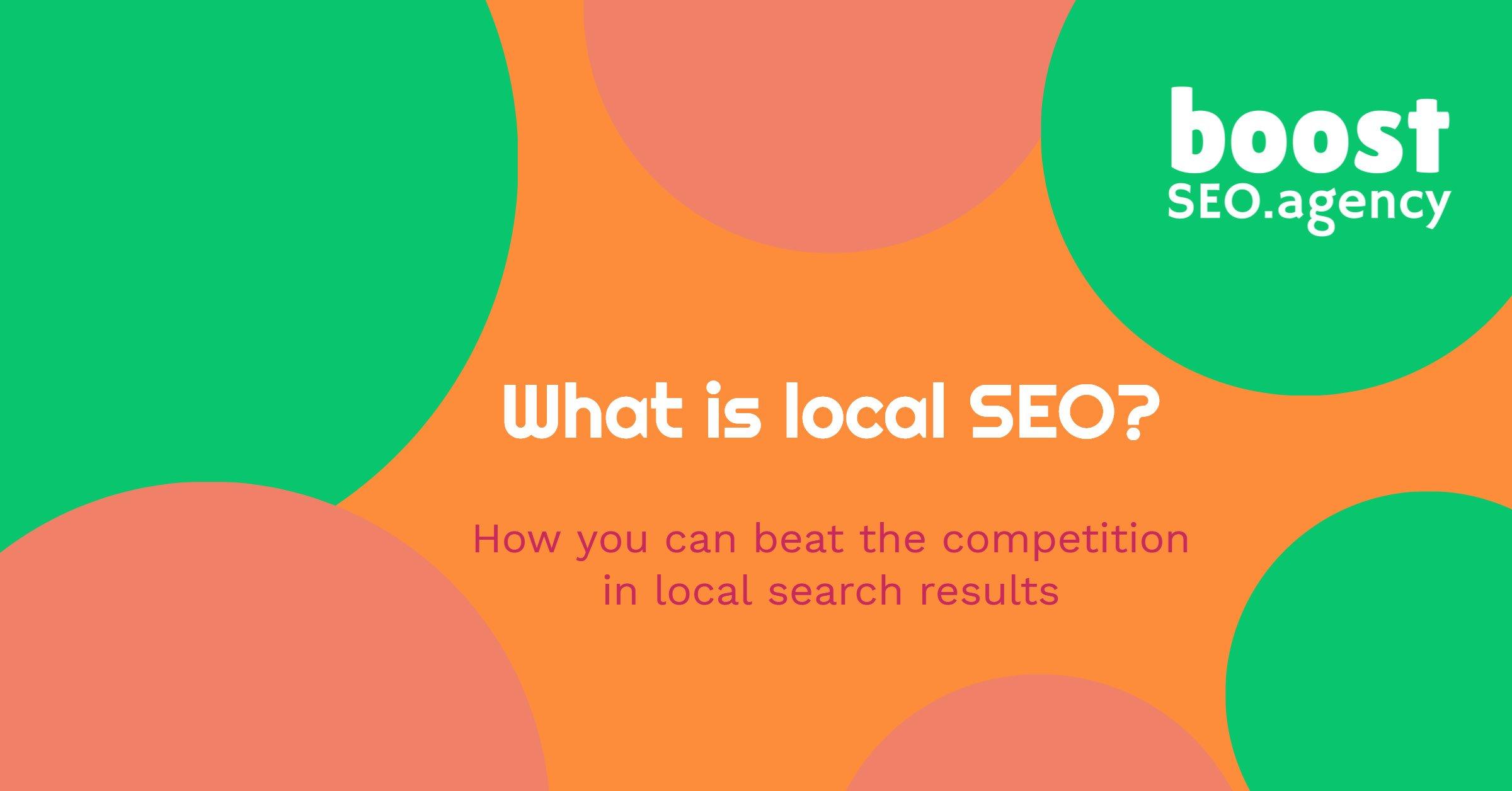 Local SEO, Google My Business, Google Reviews, Keyword Research, Citation building, NAP